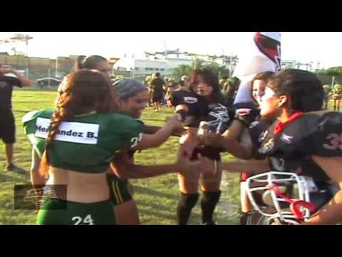 Eagles Manzanillo Vs Valkirias Guadalajara : Liga mexicana de football lingerie