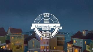 Marshmallow - alone animals