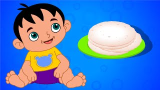 Chinna Chinna Dosaiyaam- Children Tamil Nursery Rhymes Cartoon Songs Chellame Chellam Volume 1