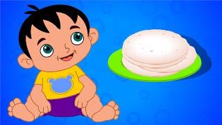 Chinna Chinna Dosaiyaam- Children Tamil Nursery Rhymes Cartoon Songs Chellame Chellam Volume 1