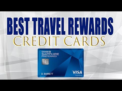 Travel Rewards Cards: Chase Sapphire Preferred Benefits