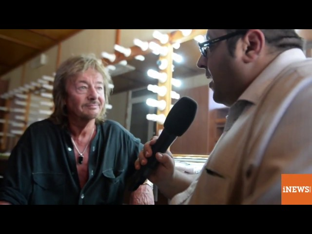 Chris Norman from Smokie interview