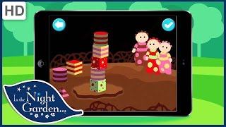 In the Night Garden - All Aboard the Ninky Nonk App #Sponsored