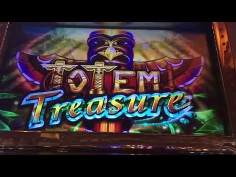 **BONUS BIG WIN** Totem Treasure *MAX BET* Slot, Bellagio