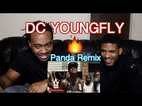 "DC Young Fly kills ""PANDA REMIX"" || REACTION"