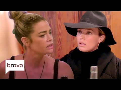 Denise Richards Calls The Real Housewives of Beverly Hills Mean Girls | RHOBH Highlights (S10 Ep14)