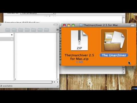 Video Unarchiver, UnRarX & Damaged RAR file on Mac-MR download in MP3, 3GP, MP4, WEBM, AVI, FLV January 2017