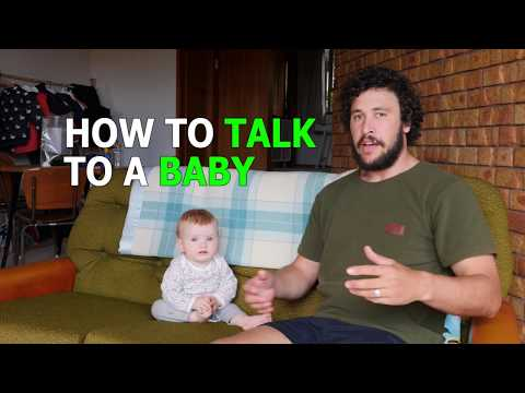 Hoe praat je met baby's