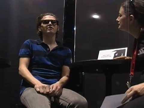 Entrevista a Mikey Way (Video)