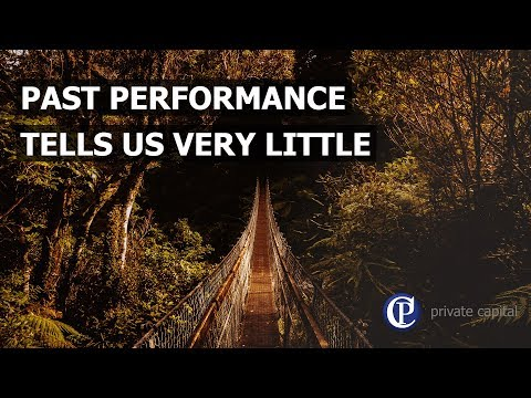 Past performance tells us very little