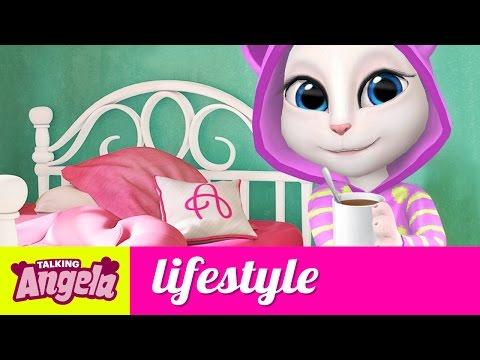 Talking Angela – Sick Days Routine | Super Remedies - Thời lượng: 2:26.