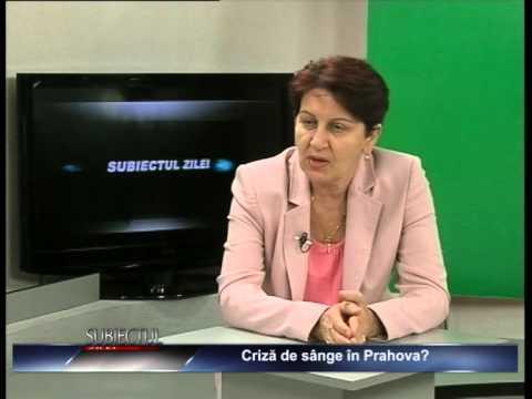 Emisiunea Subiectul zilei – Georgeta Hanganu – 22 septembrie 2014