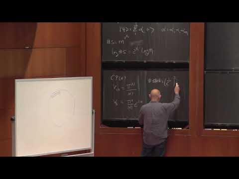Complexity And Gravity - Leonard Susskind