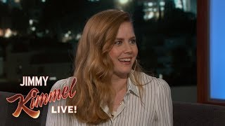 Video Amy Adams Rejected a Hug from Brad Pitt MP3, 3GP, MP4, WEBM, AVI, FLV Desember 2018