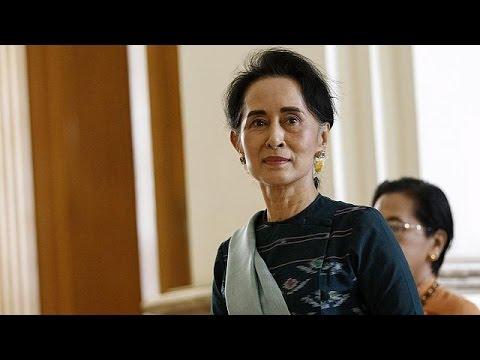Μιανμάρ: Επίσημα μέλος της κυβέρνησης η Αούνγκ Σαν Σου Κι