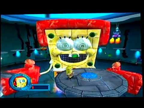 Let's Play SpongeBob Battle for Bikini Bottom Part 28 Final Part, Final Boss!