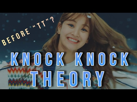 Video Twice Knock Knock Theory download in MP3, 3GP, MP4, WEBM, AVI, FLV January 2017