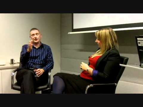 How to use social media in business (interview with Sam Flynn).wmv