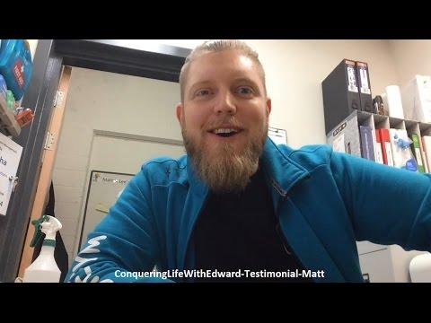 Testimonial- Matt