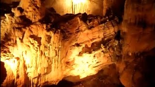 Bristol (TN) United States  City new picture : Cherokee Indian Frontier Hideout Cavern Cave (Geologist Dream Stalactites Stalagmites Bristol TN)