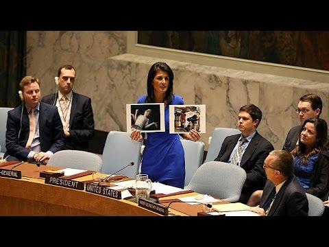 Άκαρπη η συνεδρίαση του Συμβουλίου Ασφαλείας για την επίθεση με χημικά στη Συρία