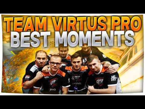 CS:GO - Best of Virtus.Pro (Funny Moments & Best Plays)