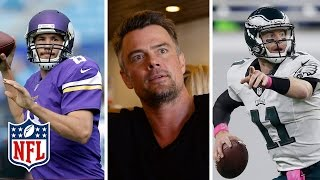 Quarterback Chaos Theory with Josh Duhamel | NFL360 by NFL