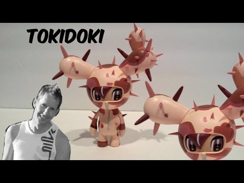 Tokidoki prize - Sabochan from TokiDoki. One of the characters from the Cactus Friends line. Want to send me mail? Mansell Ireland PO Box 365 Levin 5510 North island New Zeal...