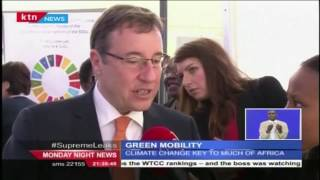 UN Urges Use Of Green Energy In Transport