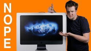 Apple Replaced My iMac Pro. I'm Still Mad.