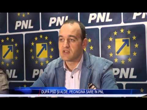 DUPĂ PSD ȘI ALDE, PECINGINĂ SARE ÎN PNL