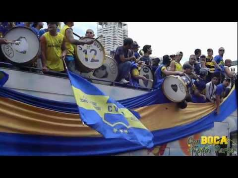 Caravana al Gallinero - Parte 2 - La 12 - Boca Juniors