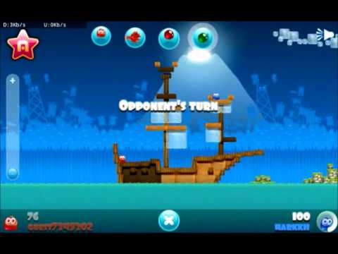 Jelly Wars - gameplay