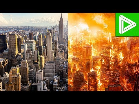 10 Largest Fires You're Glad Weren't Near Your Home
