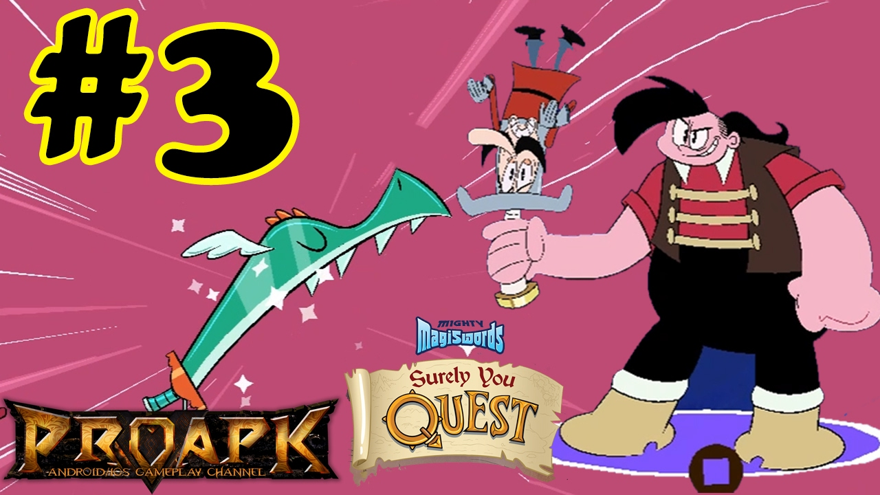 Surely You Quest – Mighty Magiswords Casual RPG