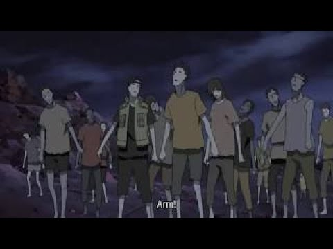 Konoha Ninjas Vs Zombies