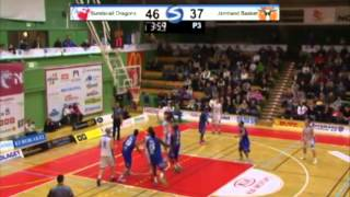 Sundsvall Dragons vs Jämtland highlights 13dec