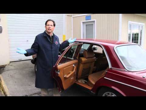 Mercedes Door Check Strap Troubleshooting and Replacement – An Introduction by Kent Bergsma