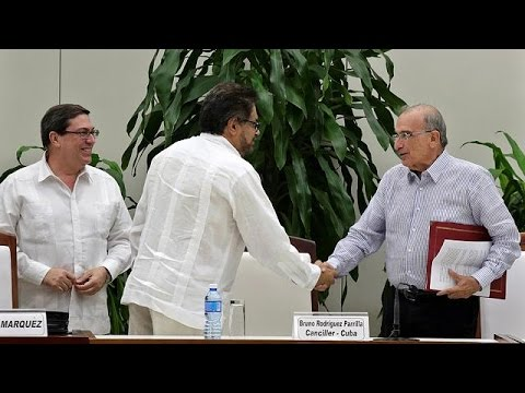 Κολομβία: Νέα ειρηνευτική συμφωνία με τους αντάρτες FARC ανακοίνωσε η κυβέρνηση