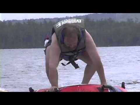 Water Tubing Bloopers and Water Tubing Wipeouts
