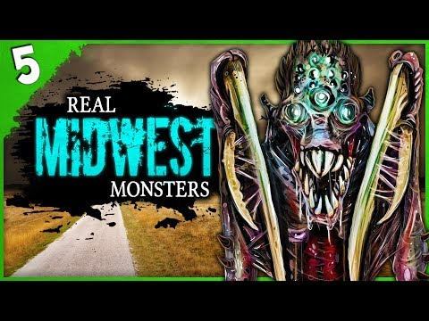 5 REAL Monsters Seen in the Midwest United States   Darkness Prevails