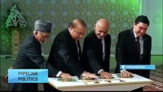 Turkmenistan has begun working on a natural gas pipeline to Afghanistan, Pakistan and India (TAPI). The USD 10 billion project...