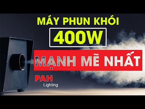 Máy phun khói mini 400W ít hao điện