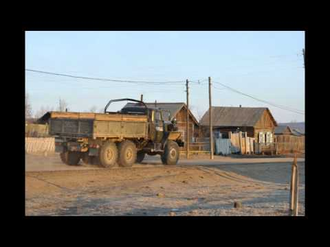 Expeditia Bucuresti Magadan 2012 (видео)