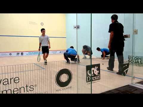 U.S. Open 2014 – Leo au v john white
