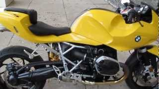 3. 2007 BMW R1200S , ohlins suspension, wide rear wheel, 122hp, ABS, rare bike, for sale in Texas
