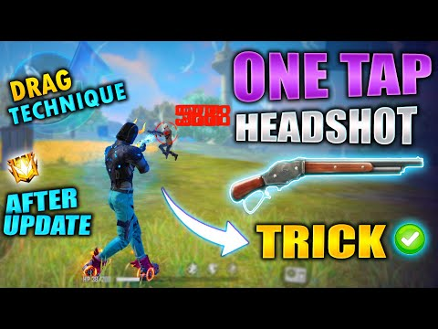 One Tap Headshot Trick After Update || Total Explain || FireEyes Gaming || Garena Free Fire