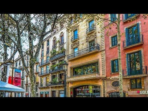 Βαρκελώνη: Μουσική, χορός, τραγούδια και…χειροκρότημα στα μπαλκόνια…