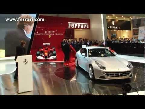New Ferrari FF Geneva 2011 - Carjam Car Radio Show