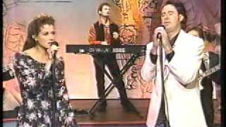 Amy Grant&Vince Gill - House Of Love On Leno 1994